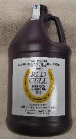 Red Cell gallon - A palatable yucca-flavored vitamin-iron-mineral liquid feed supplement for horses.