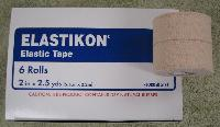 Elastikon 2 inch Tape - 2 inch elastic tape. Elastikin is are preferred brand for ease of use although there are cheaper brands.