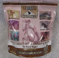 Right Balance Horse Treats - Nutritious treats for healthy hooves and skin.